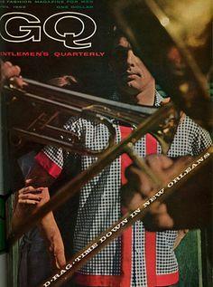 Gentlemen's Quarterly, April 1963