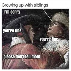 21 Best National Siblings Day Quotes And Memes For When Your Sibling Is Also Your Best Friend Crazy Funny Memes, Funny Relatable Memes, Funny Jokes, Hilarious, Lol Funny, Bad Memes, Funny Stuff, Siblings Day Quotes, Jokes