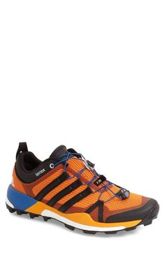 top fashion 35b83 3d8c9 adidas  Terrex Skychaser  Trail Running Shoe (Men) Confianza, Malla,  Nordstrom