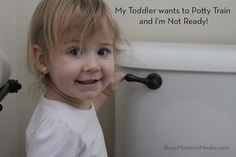 My Toddler Wants to