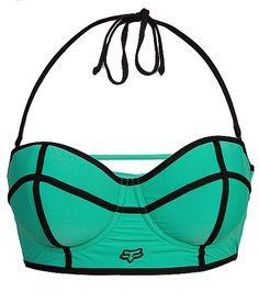 Fox Doll Squad Swimwear Top - Women's Swimwear   Buckle