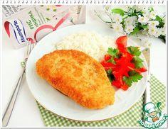Сочные куриные отбивные с начинкой - кулинарный рецепт
