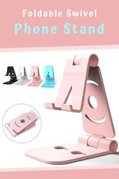 📱 Give your hand a break with this foldable travel phone stand! Unique Gadgets, Phone Stand, Travel, Viajes, Destinations, Traveling, Trips, Phone Holder