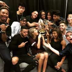 "taylorswift: "" WHEN THEY OVERNIGHT YOU AN EMMY I DID NOT KNOW THIS WAS A THING """