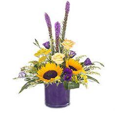 Resultado de imagen para sunflower arrangements