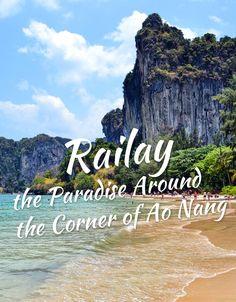 Railay – the Paradise Around the Corner of Ao Nang
