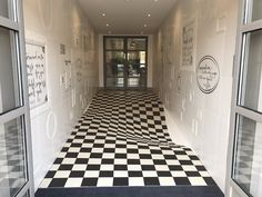 An Optical Illusion Tile System Designed by Casa Ceramica | Colossal