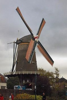 Flour Mill, De Windotter, IJsselstein UT, the Netherlands