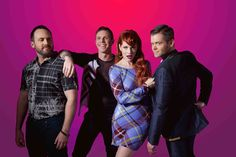 Scissor Sisters play live this October
