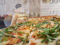 Pizza Gourmet César