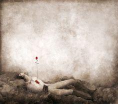 Gabriel Pacheco | Carmen | Anda, ven! no abandones, y juega con mi corazón, entierra hondo tu tallo. Que tiñan tus pétalos carmesí, Todos y cada uno. Quema y hunde Mujer de flores, Mujer clavel, Hazme campo de flores Y crece en mi! Rojo clavel.