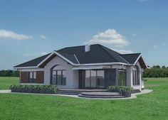 Projekt domu Hermina