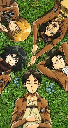 Day 10- favourite fighter anime- does attack on Titan count?? I have no idea but it's an anime with fighting so fighter anime?