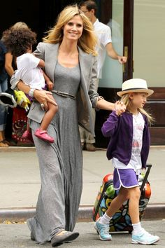 Heidi-Klum-Stylish-Mums-children-marie-claire