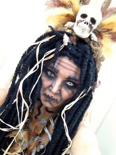 Lacey Milly Vin Dreadlock Costume Wig | VogueWigs