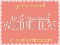 diy wedding ideas by barbm