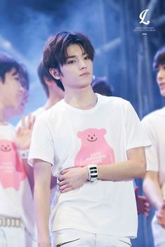 Taeyong... How adorable!