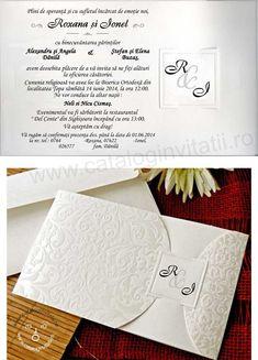 Invitatii nunta Place Cards, Wedding Invitations, Place Card Holders, Wedding Dresses, Weddings, Bride Dresses, Bridal Gowns, Weeding Dresses, Wedding Invitation Cards