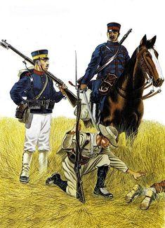 Tropas japonesas durante la rebelión de los boxers.  http://www.elgrancapitan.org/foro/viewtopic.php?f=94&t=19905&p=883178#p882000
