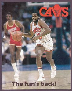 1985-86 CLEVELAND CAVALIERS BUN STUFFERS BASKETBALL POCKET SCHEDULE FREE SHIP #SCHEDULE
