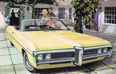 1968 Pontiac Catalina Convertible  by coconv, via Flickr
