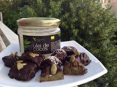 Mama are blog: Rețeta mea cu cocos: praline cu semințe de dovleac  #retetameacucocos #vegisro