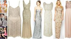 Girls, Glitter Kembali Jadi Tren Fashion Saat Ini Lho! Intip Dress Blink-blink yang Hits Yuk!