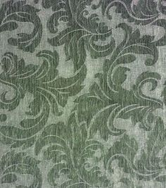 Upholstery Fabric-Signature Series Damask Spa, , hi-res Living Room Upholstery, Velvet Upholstery Fabric, Damask Decor, Home Decor Fabric, Lining Fabric, Textile Patterns, Textiles, Outdoor Fabric, Canvas Fabric