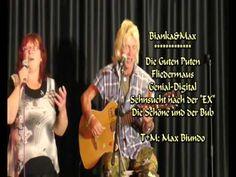 Bianka&Max auf der 8. Bertl-Show mit Liedern von Max Biundo