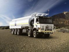 TATRA design kg payload capacity all-wheel drive vehicle 325 kW