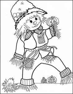 Fall Coloring Pages | Halloween Coloring Pages – Free Printable Halloween…