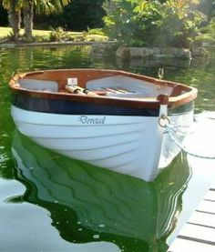 Dovetail Rowing Boat