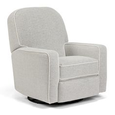 "Best Chairs Blain Swivel Glider Recliner- Graphite - Best Chairs - Babies ""R"" Us"