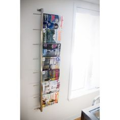 25 Awesome Contemporary Magazine Racks Snapshot Ideas Modern Magazine Racks,  Magazine Display, Magazine Stand