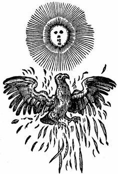 HELLOCHAZ Medieval Tattoo, Medieval Drawings, Medieval World, Medieval Art, Visual Map, Hidden Images, Phoenix Art, Renaissance Era, Supernatural Beings