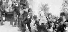 Dr. Abdurrahman Yurtaslan Ankara Onkoloji Eğitim ve Araştırma Hastanesi - Sıhhiye 1915: Çanakkale