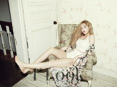 2014.09, 1st Look, Park Boram