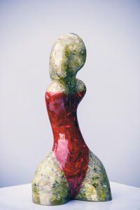 Zena (Woman) by Josip IVANOVIC Vase, Sculpture, 3d, Woman, Home Decor, Decoration Home, Room Decor, Sculptures, Women