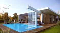 Maison design piscine                                                                                                                                                                                 Plus