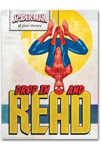 Spider-Man Poster - New Products - Posters - Products for Children - Products for Young Adults - ALA Store