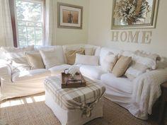 The Long Awaited Home: Summer Home Tour 2015