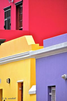 Colours of Cape Town, South Africa Travel Companies, Adventure Is Out There, Cape Town, House Colors, Cape Verde, South Africa, Places To Go, Bright Decor, Bright Colors