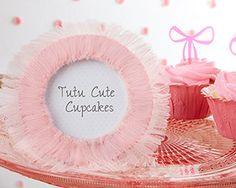Tutu Cute Tulle Photo Frame | Kate Aspen