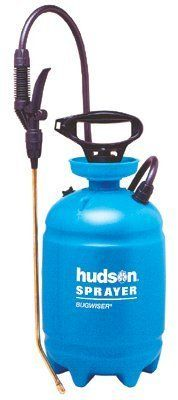 HUDSON 3 Gallon Deluxe Bugwiser Multi-Purpose Sprayer * Ideal for everyday use around home and garden * Strong poly tank is translucent * Exclusive comfort-grip Thrustless valve * Curved brass spray wand and nozzle * Long Control Valves, Pest Control, Power Sprayer, Pest Solutions, Pest Management, Tear, Fire Extinguisher, Slim Waist, Car Wash