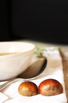 Chestnut Soup | Maroni