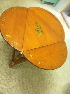 ethan allen vintage hitchcock desk and chair   for the home
