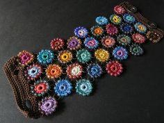 Summer Crochet by AmoresFrivolos, via Flickr
