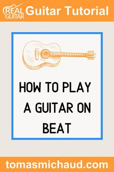Playing on beat is a critical element of sounding good on the guitar. Unfortunately, it is elusive to many beginner guitar players. In this guitar lesson, I'm going to teach you a step-by-step approach to develop rhythm (play on beat) without struggle. You will need to do a bit of work upfront, but the work will pay off many times over. This is the guitar lesson I wish I had when I was a beginner guitar player. #learntoplayguitar #beginnerguitar #guitarlesson #howtoplayguitar Play Guitar Chords, Learn Acoustic Guitar, Learn To Play Guitar, Guitar Lessons For Beginners, Music Lessons, Guitar Online, Cool Electric Guitars, Guitar Tutorial, Guitar Tips