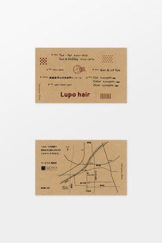 Lupo hair