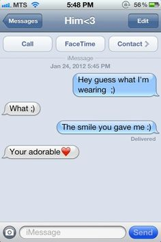 Soo cuutee boyfriend text messages, texting your boyfriend, sweet boyfriend texts, cute Sweet Boyfriend Texts, Cute Ideas For Boyfriend, Boyfriend Quotes, Boyfriend Boyfriend, Future Boyfriend, Boyfriend Messages, Cute Couples Texts, Couple Texts, Cute Couples Goals